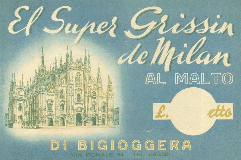 El Super Grissin de Milan