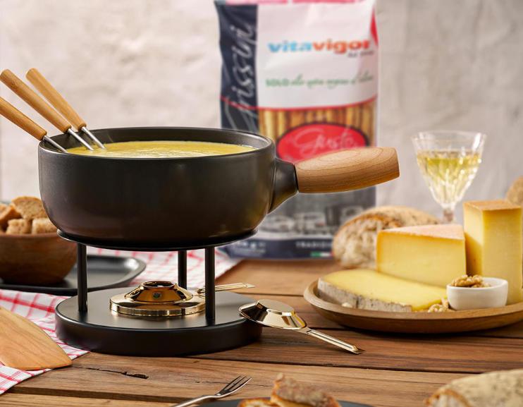 Fonduta al formaggio